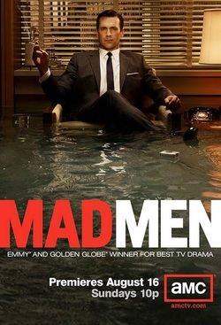 mad men party advertisement